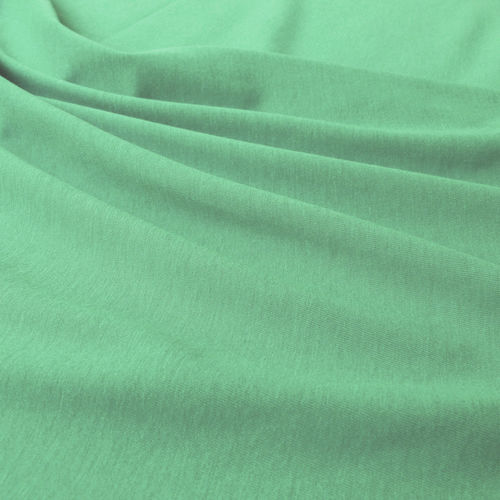 Organic Soft Touch Jersey pistachio, 100% Organic Cotton, GOTS-certified