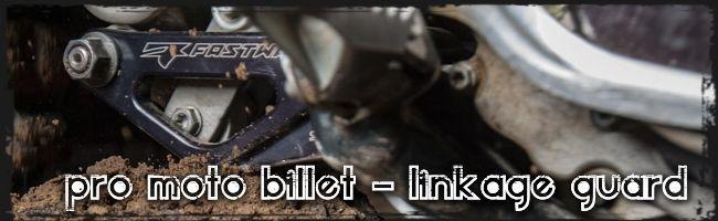Pro Moto Billet Umlenkungsschutz KTM