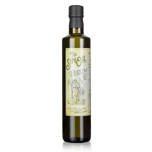 Sin Oil, Verum, extra natives Griechisches Olivenöl, 500 ml