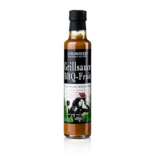 Kornmayer - BBQ - Fruit Grillsauce, 250 ml