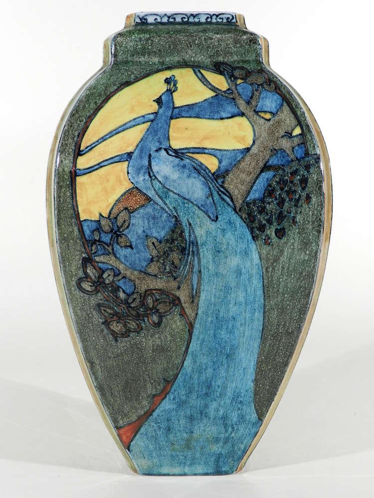 Jugendstil Malerei utrecht jugendstil nouveau keramik malerei im