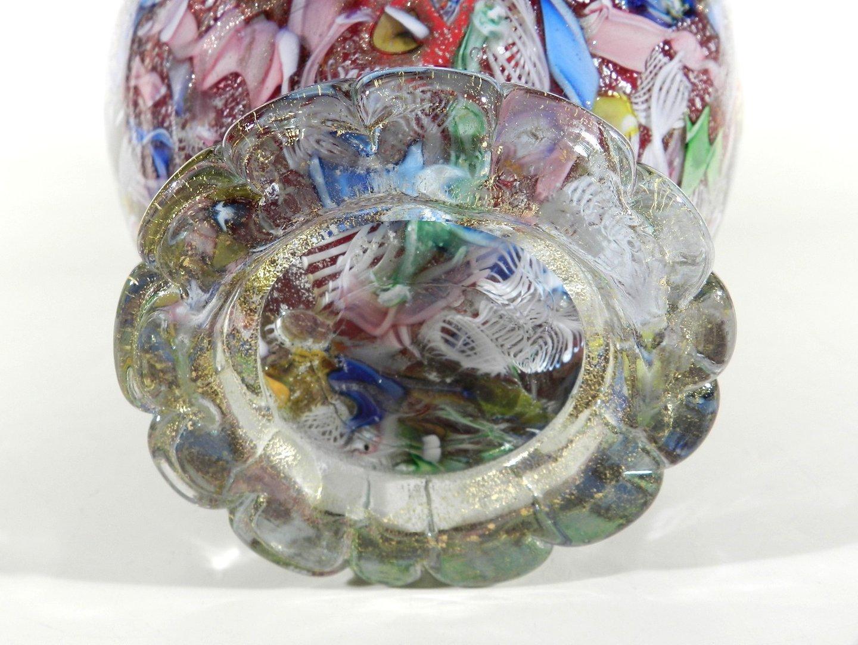 Avem murano glas vase tutti frutti ° design wohl dino martens