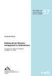 Kollaboratives Wissensmanagement in Unternehmen