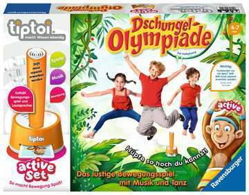 tiptoi® 00849 active Set Dschungel-Olympiade