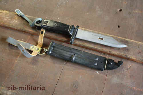AK74 bayonet, NVA (east german army)