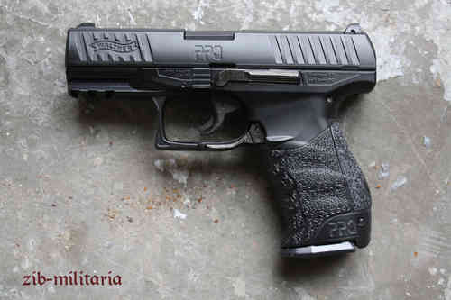 Walther PPQ, HME, Federdruck