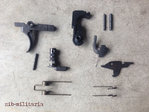 M4 / M16 trigger parts full auto (internal note: small set)