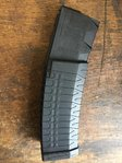 Schmeisser AR15 Magazin, Polymer, 60rds, Cal.223, M16/M4, world first sale