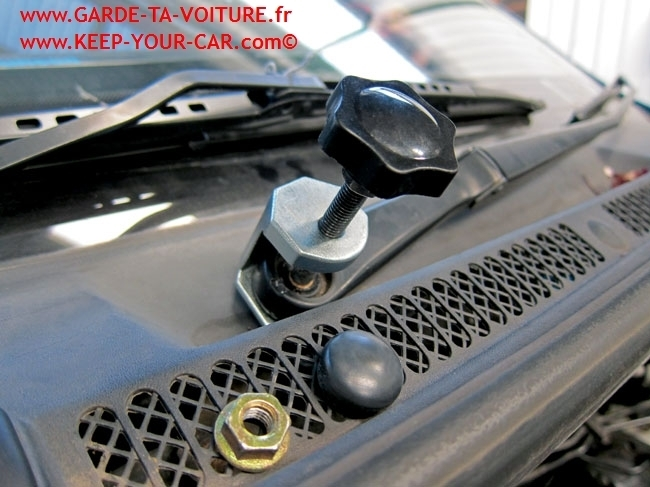 Wiper Arm Removal Tool