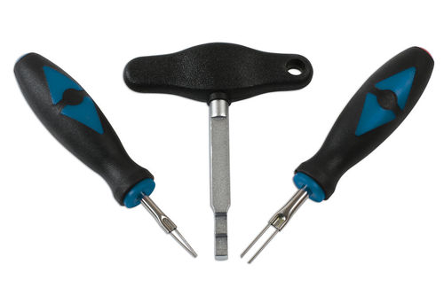 LASER 7293 Connector/Terminal Removal Kit