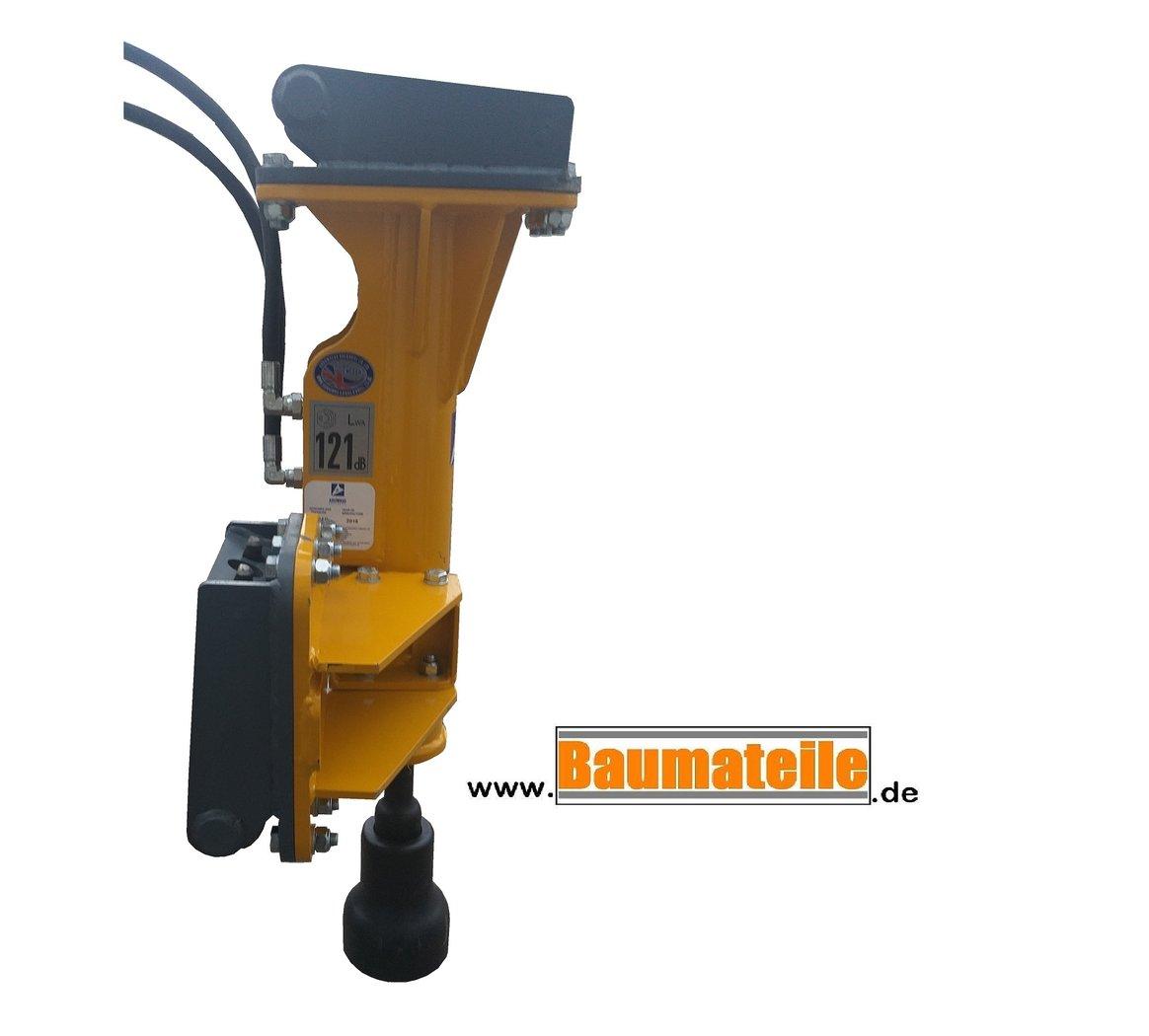 Festanbau Rotator für Trägergerät 0-5t Maschinengewicht