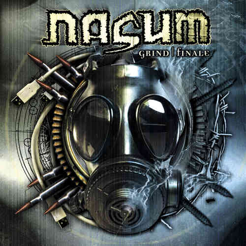 NASUM 'Grind Finale' 2CD Book