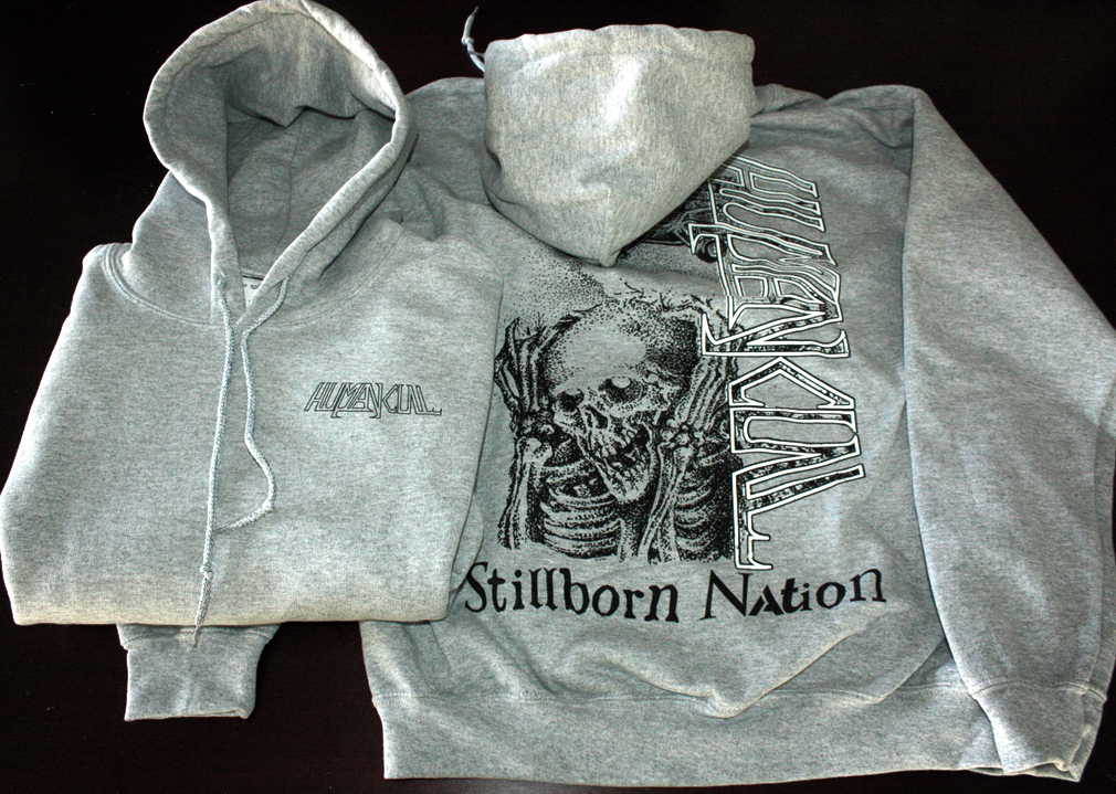 HUMAN CULL - Stillborn Nation - Hooded Sweatshirt