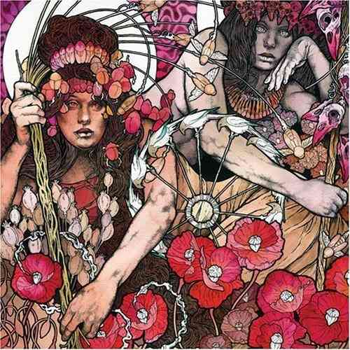 BARONESS 'Red Album' 2LP 180g black vinyl