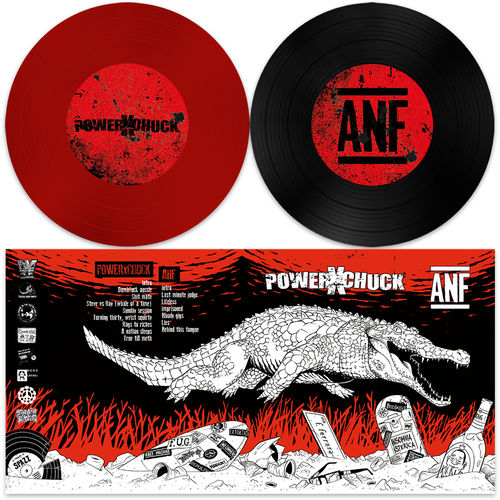 POWERxCHUCK | ANF Split 7""
