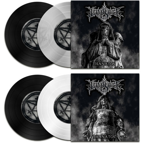 IMPLORE 'Thanatos' 7""
