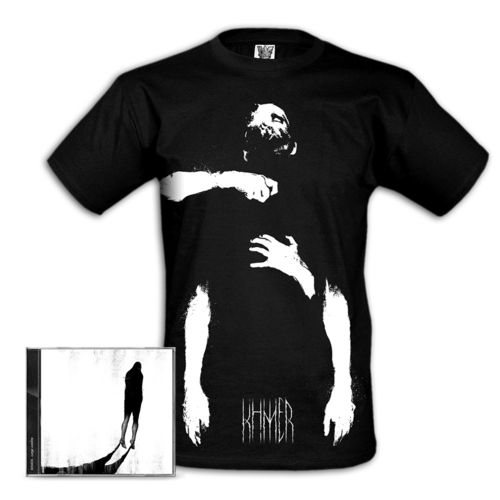 KHMER 'Larga Sombra' CD + T-Shirt Bundle