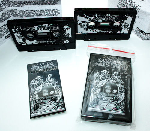 AGATHOCLES | CAUSE OF DIVORCE Split Cassette