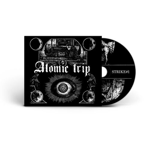 ATOMIC TRIP 'Strike #1' DIGI CD