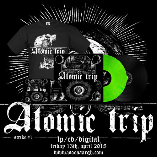 ATOMIC TRIP 'Strike #1' Bundle