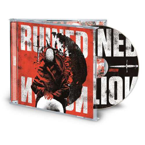 RUINED NATION 'Restart' CD