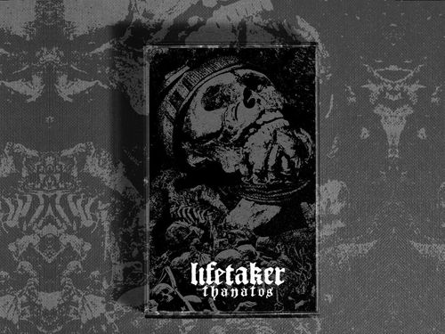 LIFETAKER 'Thanatos' Cassette