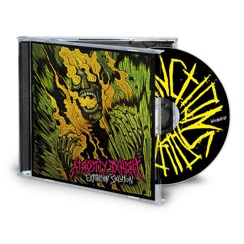 ATROCITY EXHIBIT 'Extinction Solution' CD