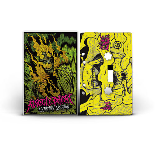 ATROCITY EXHIBIT 'Extinction Solution' Cassette