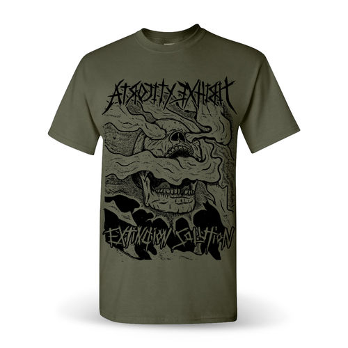 ATROCITY EXHIBIT 'Extinction Solution' T-Shirt