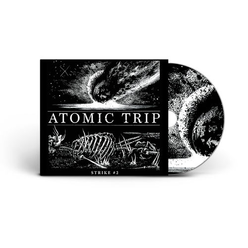 ATOMIC TRIP 'Strike #2' DIGI CD