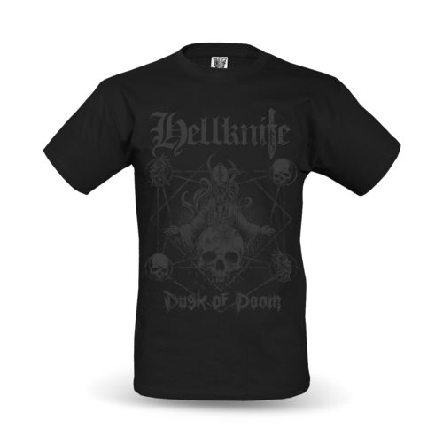 HELLKNIFE 'Dusk Of Doom' T-Shirt