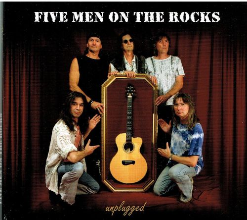 Five Men on the Rocks - Unplugged
