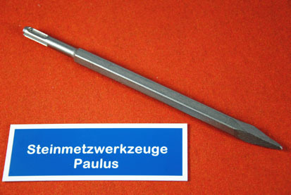 Spitzmeissel, sds-plus, 250 mm lang