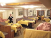 The old part of the dining room in Hotel Alpenrose - Ischgl