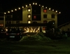 Hotel Alpenrose Ischgl by night