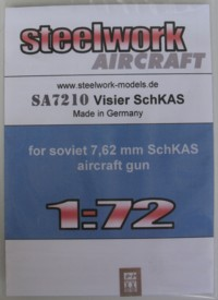 Visier 7,62 mm SchKAS Soviet aircraft gun
