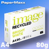 Image Recyled Bright White Recycling-Papier, ISO 106 A4 80g FSC