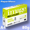 image Recyled high white Recycling-Papier, ISO 100 A4 80g