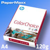 HP Color Choise Papier CHP753 A4 120g