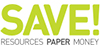SAVE! Resources Paper Money