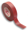 adhesive tape, red, 19 mm, 33 m