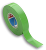 adhesive tape, green, 19 mm, 33 m