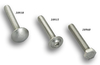 carriage bolt, stainless steel