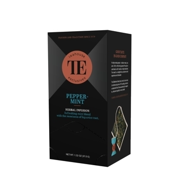 TE Luxury Peppermint 15 Bags á 3,5 g