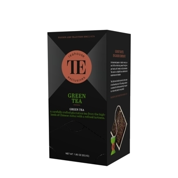 TE Luxury  Green Tea 15 Bags á 3,5g
