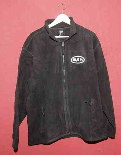 "Fleece-Jacket ""10,5%"""