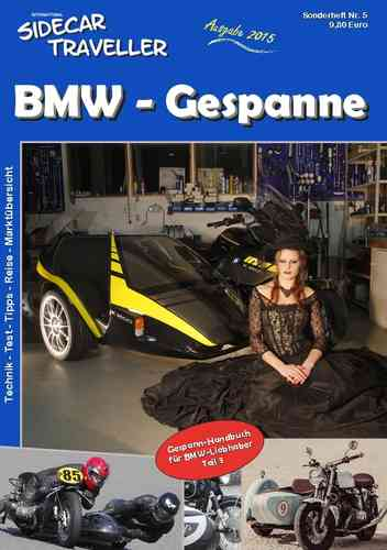"Special Issue Nr. 5 ""BMW-Gespanne Teil 3"""