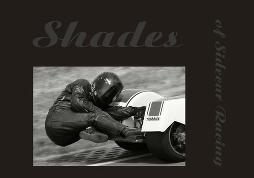 Shades of Sidecar Racing - Auslieferung 14. November 2015