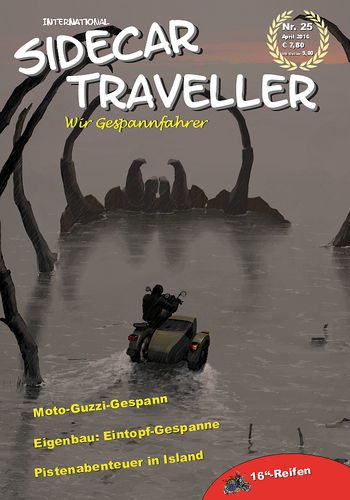 "Single Issue ""Sidecar Traveller"" Nr. 25"