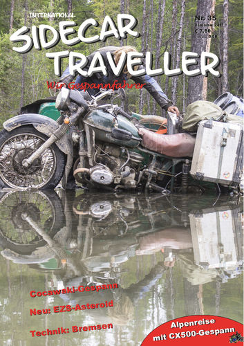 "Single Issue ""Sidecar Traveller"" Nr. 35"